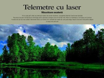 Telemetre cu laser - Telemetru cu laser