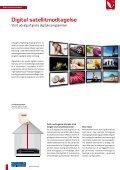 Digitalt tv med TechniSat - Page 6