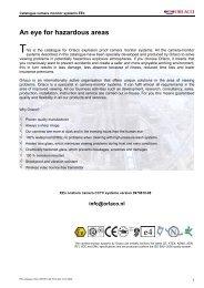 3) An eye for hazardous areas - Tecway International Limited