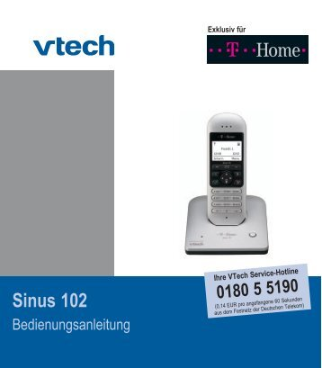 Sinus 102 - Telekom