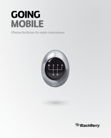 GOING MOBILE - wireless & mobile