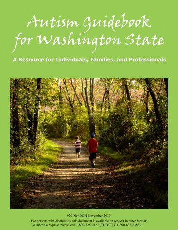 Autism Guidebook for Washington State - Health Education ...