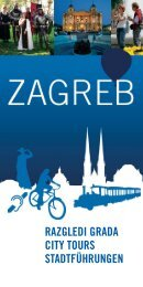 Ovdje - Zagreb tourist info
