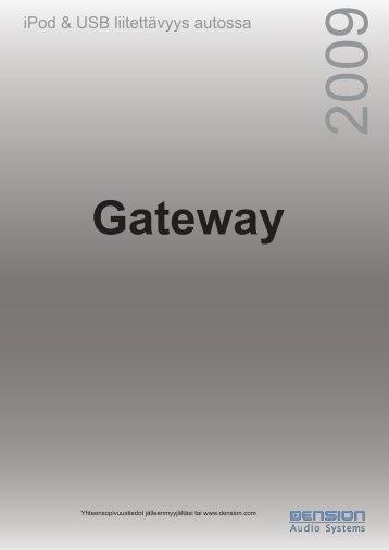 Gateway - Tele-Tukku Oy