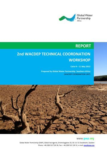 Read more in the workshop report - Global Water Partnership