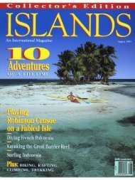 Read more. - Islands