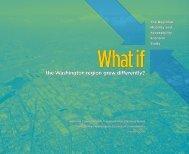 TPB Scenario Brochure - Metropolitan Washington Council of ...