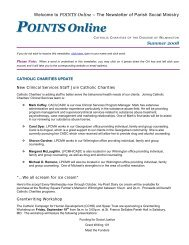 OINTS Online - Catholic Diocese of Wilmington
