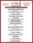 BANQUET MENUS - Your Restaurant Connection - Page 3