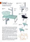 Waschtische Mikro-Waschplätze in zahlreichen Designs - Seite 6