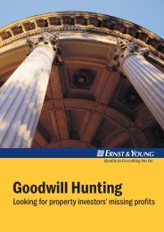 Goodwill Hunting brochure_AU0095:IFRS brochure ... - Ernst & Young