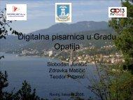 Digitalna pisarnica u Gradu Opatija Slobodan Juračić ... - HrOUG