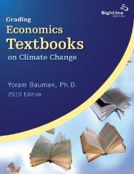 Grading Climate Economics