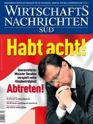 Ausgabe 12/2011 Wirtschaftsnachrichten Süd