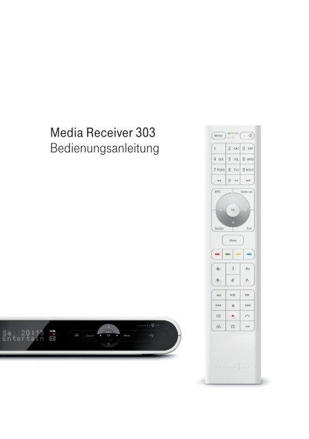 telekom receiver zurückgeben
