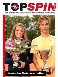 Topspin 4/2012 - Tennisbezirk Mittelhessen