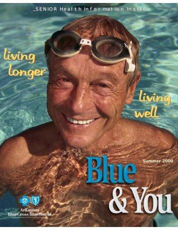 living longer living longer living well living well - Arkansas Blue ...