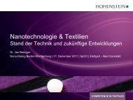 Kein Folientitel - Nanoportal Baden-Württemberg