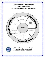 Guidelines for Implementing Continuous Quality Improvement in ...