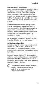 Polar G3 GPS Sensor Manual de utilizare - Page 5