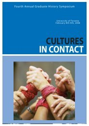 here to download the program - University of Toronto