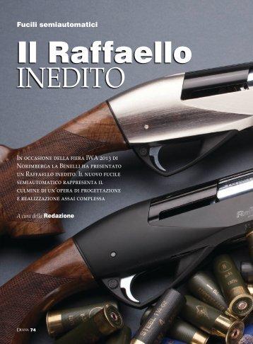 Il Raffaello inedito - Benelli