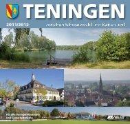 zwischen Schwarzwald und Kaiserstuhl 2011 ... - Gemeinde Teningen
