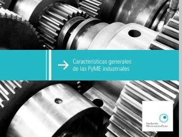 Características generales de las PyME industriales - Blogs El Litoral
