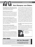 Segen zum Neuanfang - bei TEN SING Sittensen - Seite 7