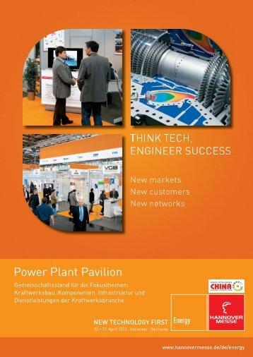 Power Plant Pavilion - EnergieRegion.NRW