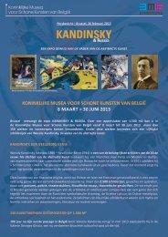 KANDINSKY & Russia - VisitBrussels