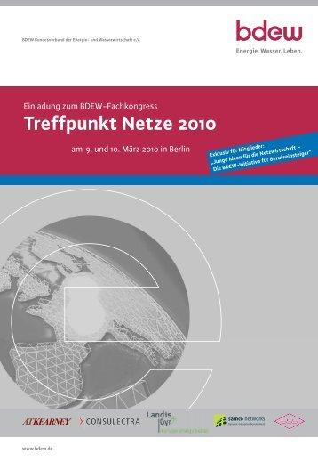 Treffpunkt Netze 2010 - TAM