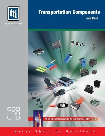 Transportation Components - TTI Inc.