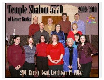 Untitled - Temple Shalom