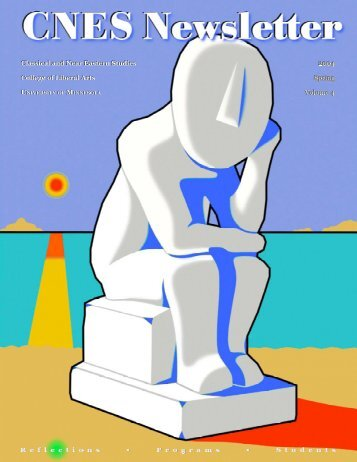 Spring 2004 (PDF) - Classical & Near Eastern Studies - University of ...