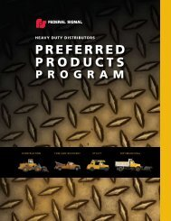 PREFERRED PRODUCTS - CBS Parts Ltd.