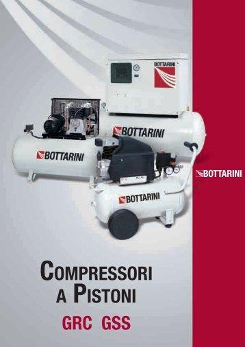 gamma completa compressori a pistoni - Sea
