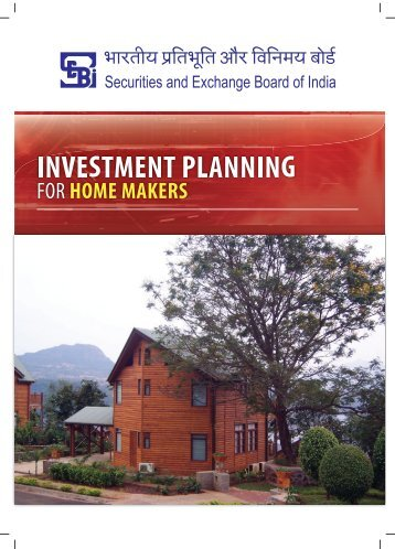 Booklet - SEBI Investor Awareness Website - Securities and ...