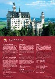 Germany - Tempo Holidays