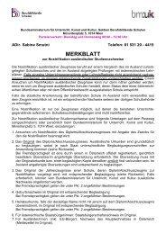 Merkblatt Nostrifikationen_22_NEU - Berufsbildende Schulen