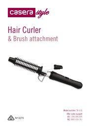 Hair Curler - Tempo (Aust)