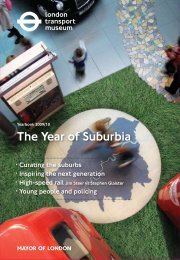 Yearbook 2009/10: The Year of Suburbia - London Transport Museum