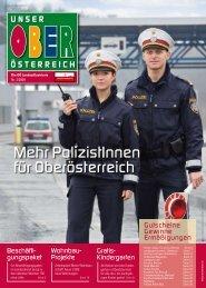 Unser Oberösterreich - Die Oö. Landesillustrierte Nr. 2/2009