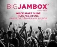 quick start guide kurzanleitung guide de démarrage rapide - Jawbone