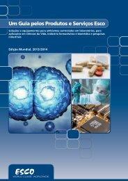 Um Guia pelos Produtos e Serviços Esco - LOBOV Científica