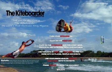 The Kiteboarder- - Eclipsefilms.com