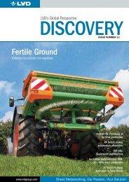 Discovery Newsletter 11 - English International - LVD