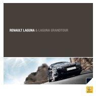 RENAULT LAGUNA & LAGUNA GRANDTOUR