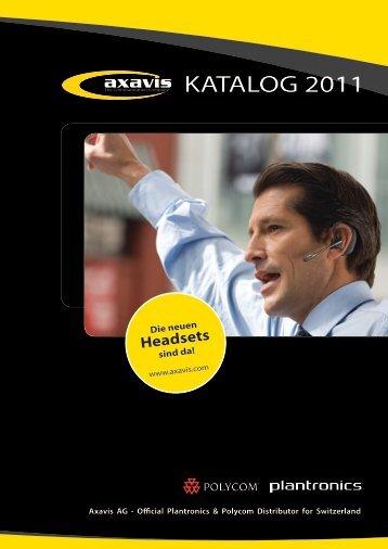 Headsets - Axavis AG