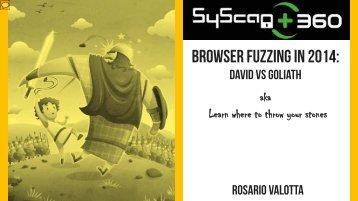 2014_EN_BrowserFuzzing_RosarioValotta
